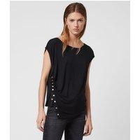 AllSaints Hatti Short Sleeve T-Shirt