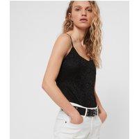 AllSaints Rosalie Lace Bodysuit