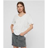 AllSaints Dime V-Neck T-Shirt