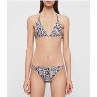 AllSaints Agnes Misra Bikini Top