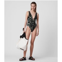 AllSaints Chezza Evolution Swimsuit