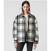 AllSaints Luella Check Jacket