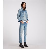 AllSaints Star Denim Jacket