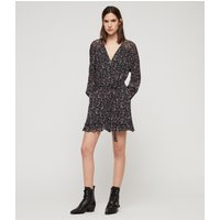 AllSaints Kaylee Sketch Playsuit