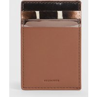 AllSaints Clip Multi Leather Cardholder
