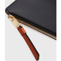 AllSaints Mitchell Leather Wallet