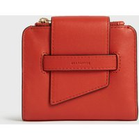 AllSaints Ray Small Leather Wallet