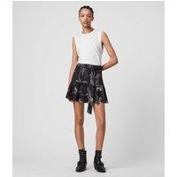 AllSaints Frida Kashmir Skirt
