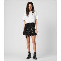 AllSaints Frida Bamboo Skirt