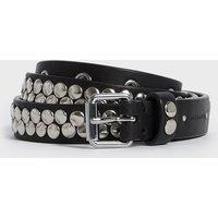 AllSaints Francoise Leather Belt
