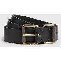AllSaints Reethi Leather Belt