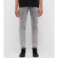 AllSaints Rex Slim Jeans, Grey