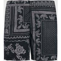 AllSaints Bandana Swim Shorts