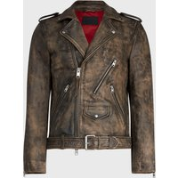 AllSaints Dunstan Leather Biker Jacket