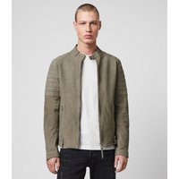 AllSaints Eton Suede Jacket