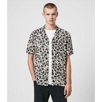 AllSaints Heartbreak Short Sleeve Shirt