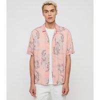 AllSaints Kumu Short Sleeve Shirt