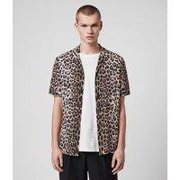 AllSaints Leppo Short Sleeve Shirt