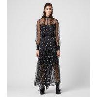 AllSaints Leria Flora Dress