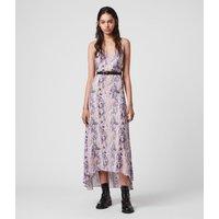 AllSaints Essie Masala Dress