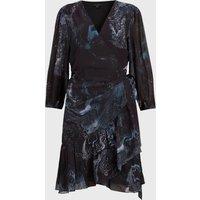 AllSaints Jade Hatsukoi Dress