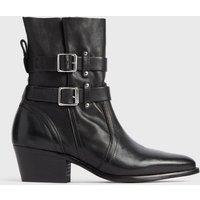 AllSaints Harriet Leather Boots