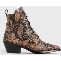 AllSaints Katy Leather Boots