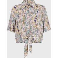 AllSaints Leni Masala Shirt