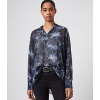 AllSaints Andia Evolution Shirt