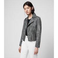 AllSaints Dalby Iris Leather Biker Jacket