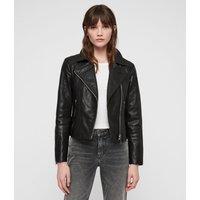 AllSaints Pataya Leather Biker Jacket