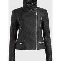 AllSaints Steine Leather Biker Jacket