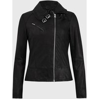 AllSaints Belvedere Leather Biker Jacket