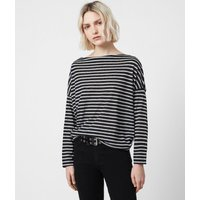 AllSaints Rita Stripe T-Shirt