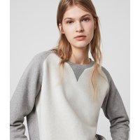 AllSaints Deecie Mix Sweatshirt