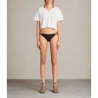 AllSaints Cassia Anokhi Bikini Bottoms