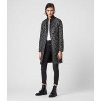 AllSaints Leni Leo Coat