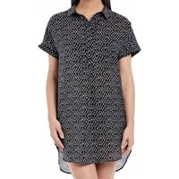Byron Bay Beach Shirt Dress