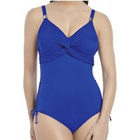 Click to view product details and reviews for Ottawa Twist Front Adjustable Leg Swimsuit.