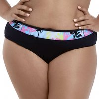 Click to view product details and reviews for Malibu Days Mid Rise Bikini Briefs.