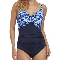 Click to view product details and reviews for Tuscany Twist Front Underwired Control Swimsuit.