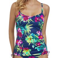 Amalfi Adjustable Sides Underwired Tankini Top