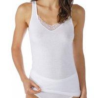 2000 Longer Length Sleeveless Cotton Vest