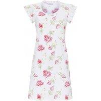 Rose Short Sleeve Pure Cotton Nightdress