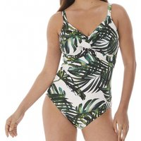Click to view product details and reviews for Palm Valley Underwired Twist Front Light Control Swimsuit.