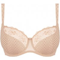 Click to view product details and reviews for Lucile Underwired Low Necked Bra.
