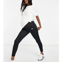 adidas Training Maternity Designed To Move 7/8 leggings in black