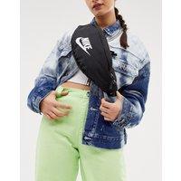 Nike black and white bumbag