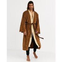 Star Wars - Jedi - Bathrobe - brown-beige (90858)