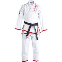 Blitz Adult Lutador Brazilian Jiu Jitsu Gi - White - 550g - A1